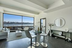 LAZZONI :: Transforming flats at the prestigious The Pearl  - a boutique collection of waterfront homes in New Jersey