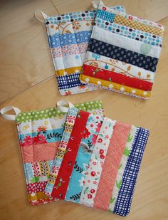 modern quilting blog...has great tutorials on it
