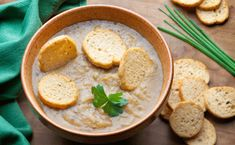 French Lentil Soup with Herbes de Provence - swap veg stock in place of oil, same results less fat