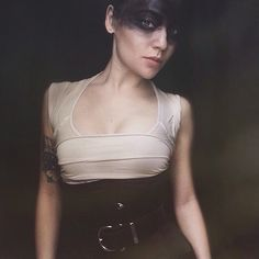All I really want is to be able to show up to work everyday dressed as Furiosa.