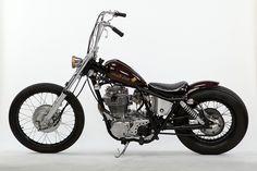 Bicycle Rack, Bicycle Wheel, Bobber Bikes, Bobber Chopper, Yamaha Sr400, Bobber Style, Sr500, Car Racks, Bicycle Painting