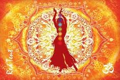 Open your chakras through movement and dance