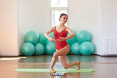 Take your passion for ballet to the next level! Try Burn Fat Ballet and Ballet Booty Burn Workouts at Dance Room!