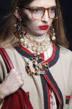 Gucci, Весна-лето 2018, Ready-To-Wear, НЕДЕЛЯ МОДЫ: Милан