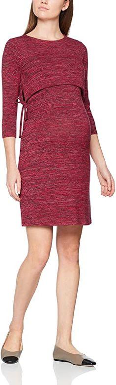 Weiterempfehlung!  Bekleidung, Damen, Umstandskleidung, Kleider Pink, Dresses With Sleeves, Long Sleeve, Fashion, Summer, Clothing, Gowns, Women's, Moda