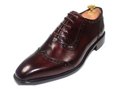 """The term """"custom made"""" is often used loosely but online SHOEMAKERS specializing in custom shoes for men is exactly how you'd expect a true designer shoe to be created for you, it actually exceeded my expectations. They use the finest leather the shoes are of high quality, constructed solidly and is carefully made. The online SHOEMAKERS put a lot of attention to details and are handstiched."""