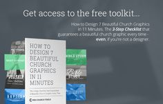 If your church media budget is small, don't fall into the trap of believing that this prevents your church from creating high-quality media.