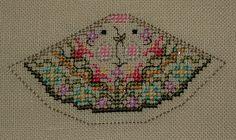 Speedy Stitcher ~ Cross Stitch and Stuff: April 2011 Just Nan- Minerva Mouse