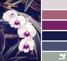 Mooie donkere combinatie van kleuren zonder dat het somber wordt.