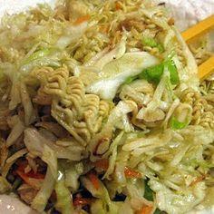 Ramen Noodle Salad.So easy and tasty!