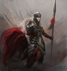A place to share and appreciate fantasy and sci-fi art featuring reasonably portrayed women. Fantasy Female Warrior, Female Knight, Fantasy Armor, Fantasy Women, Medieval Fantasy, Fantasy Girl, Woman Warrior, Fantasy Character Design, Character Design Inspiration