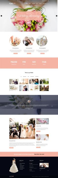 StartUp - Multiuse Business WordPress Theme, Corporate Business