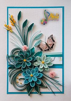 *QUILLING ~ by: neli Latest Articles   Bloglovin'