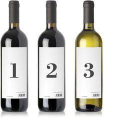 1, 2, 3 Etiquetas vinos ecológicos tienda Punt de Sabor Unió de Llauradors i Ramaders del País Valencià. ©2012 wine #taninotanino #vinosmaximum
