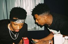 http://www.rap-instrumentals.net/21-savage-and-metro-boomin-savage-mode-new-tape/  -- check out the new project dropped by 21 Savage and Metro Boomin via iTunes