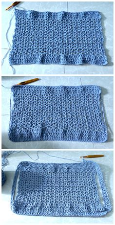 how to crochet circle vest