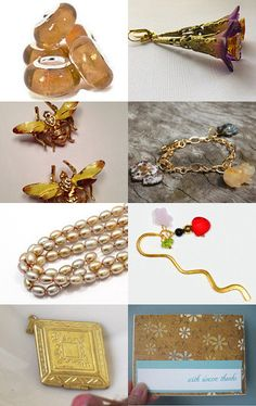 beautiful items from some great Etsy shops
