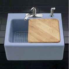 Check Out The Kohler K 6573 Alcott A Front Tile In Kitchen Sink