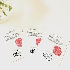 Trio of testers: try out our exclusive certified organic anti ageing Rosehip skincare range today newly available in the UK. . 1) Organic Rosehip Intensive Serum.  2) Organic Rosehip Oil Day Cream. . 3) Organic Rosehip Oil Night Cream. . Delivered free in the UK & Channel Islands.  . Send us a message today and we'll send you all 3 FREE of charge. Hurry before our stock of limited samples is gone! . #rosehipoil #rosehipoils #certifiedorganicingredients #certifiedorganicskincare…