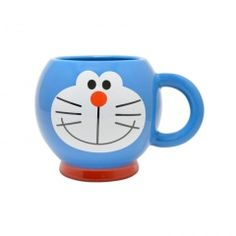 Doraemon Mug cup✖️More Pins Like This One At FOSTERGINGER @ Pinterest✖️