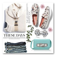 """""""Flowers"""" by angelstar92 ❤ liked on Polyvore featuring Fendi, Keds, Accessorize, Spring and Flowers"""