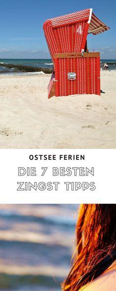 Ostsee Reisen - unsere 7 schönsten Tipps für Fischland-Darss-Zingst.
