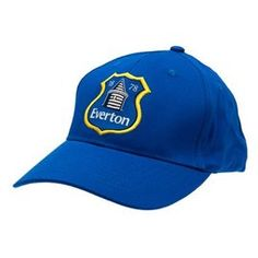99c35ab4efe Everton Blue Baseball Cap Epl Football