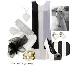 """I'm not a Princess..."" by josi-d ❤ liked on Polyvore"