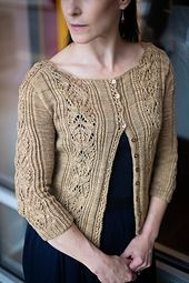 Ravelry: Murron pattern by Jennifer Wood