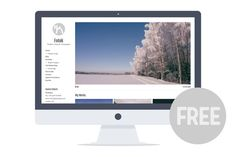 FREE DOWNLOAD! Check out Fotok-Wordpress Photography by Pankogut on Creative Market