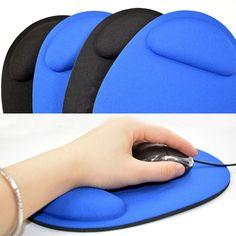 Купить товарНаручные комфорт MousePad мат мыши для мыши для оптическая мышь ( 2 цветов ) в категории Коврики для мышина AliExpress.     Описание:          100% новый и высокое качество. (  Бесплатная доставка по всему миру      )            Frontside м