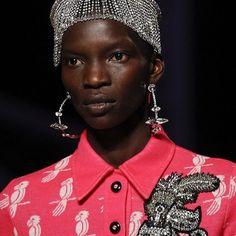 hats at Miu Miu happy womensday! ________________________________________________ Repost: @naomicellphone - #MIUMIU #PFW #FW17  #diamonds #diamonsareagirlsbestfriend #womensday #miumiu #parisfashionweek #paris #fashion #pink #catwalk #beauty #model  via VOLT MAGAZINE OFFICIAL INSTAGRAM - Celebrity  Fashion  Haute Couture  Advertising  Culture  Beauty  Editorial Photography  Magazine Covers  Supermodels  Runway Models
