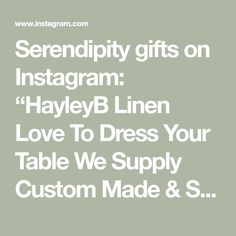 "Serendipity gifts on Instagram: ""HayleyB Linen Love To Dress Your Table  We Supply Custom Made & Standard Size Tablecloths * Rectangular, Square & Round    Tablecloths   *…"" Round Tablecloth, Tablecloths, Serendipity, Custom Made, Tableware, Gifts, Dress, Instagram, Table Linens"