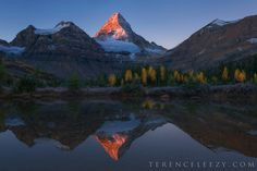 Assiniboine by Terence Leezy on 500px