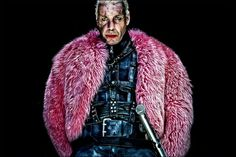 My favorite photo of Till Lindemann Till Lindemann, My Heart Is Breaking, Sweaters, Rock Stars, Rockers, Party, Image, House, Fashion