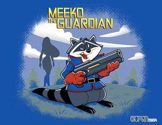 Croman: Meeko the Guardian