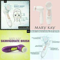 Mary kay skinvigorate brush