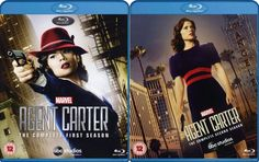 Marvel's Agent Carter: Complete Series - Seasons 1 & 2 Bundle [Blu-ray Set] NEW  | eBay