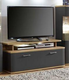 TV-Unterteil graphit/ Eiche Mountain Jetzt bestellen unter: https://moebel.ladendirekt.de/wohnzimmer/tv-hifi-moebel/tv-lowboards/?uid=6b134125-421b-5b77-aaaa-72866dd2765d&utm_source=pinterest&utm_medium=pin&utm_campaign=boards #tvlowboards #wohnzimmer #medienelektronik #tvhifimoebel