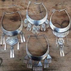 Healing Spirit Hill Tribe Necklace