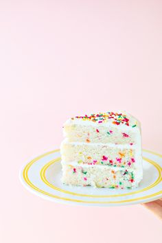 How to Frost the Best Birthday Cake Ever