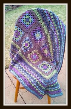 week 6 Crochet a Long Free Pattern ༺✿ƬⱤღ  http://www.pinterest.com/teretegui/✿༻