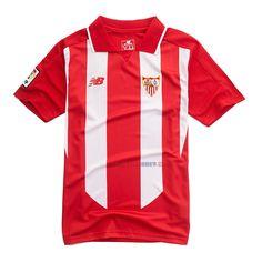 Camiseta tailandia Sevilla 2015 2016 segunda a55d50d74eca9