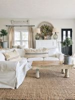 Stunning french country living room decor ideas (5)