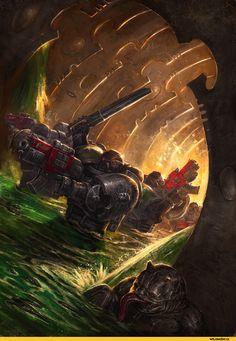Warhammer 40000,warhammer40000, warhammer40k, warhammer 40k, ваха, сорокотысячник,фэндомы,Imperium,Империум,Deathwatch,Space Marine,Adeptus Astartes