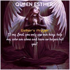 Esther's prayer Book Of Esther, Queen Esther, Amen, Prayers, Prayer, Beans, Artist