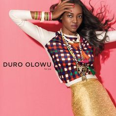 JCPenney - Duro Olowu for JCP S/S 13