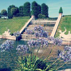dianahvims #frederiksborg #frederiksborgslot #Hillerød #garden #flowers #nature #Denmark #friend