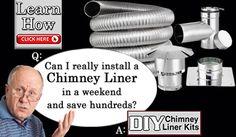 Chimney Liner - Flexible Chimney Liner | Northline Express