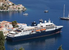 Swan Hellenic has set the benchmark in 'small ship' discovery cruising.